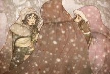 Game of Thrones/ASOIAF / by Mackenzie Zullig