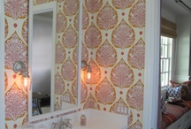 WALLPAPER / by jennifer john interiors