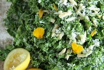 Green is Good- Kale, Brussels Sprouts, Spinach and More! / Recipes for your green super foods, creative ways to sneak in Kale, Brussels Sprouts and Spinach into your diet.  / by Harris Teeter