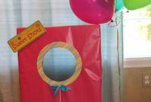 party fun-work ideas / by Jeri Copeland