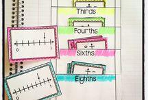 Math / by Trista McGrew