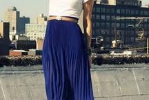 My Style/Fashion / by Jenna Salak