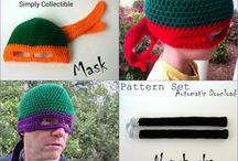 Crochet - costumes / by Kelly Davis