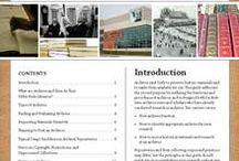Archiving Tips n' Tricks n' More / by Kenyon College, Olin and Chalmers Libraries