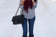 Winter Fashion / by Maria Cristal Taveras Robles