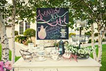 tea party / by Jessica Thomas