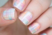nail / nail art Pedicure design / by Narth