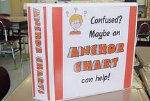 Anchor Charts / by Sherry McMahan