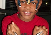 Face Painting / by Cassie Bennett