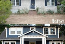 House Exteriors / by Holly DeGroot
