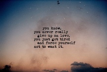 iheartquotes / by Chelsea Kinsey