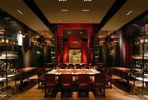 Restaurants  / This five-star Bangkok hotel also features an ample array of dining options, including Tables restaurant, the Italian Spasso, Erawan Tea Room, The Dining Room for international buffets, Erawan Bakery and You & Mee casual Asian noodle house / by Grand Hyatt Erawan Bangkok