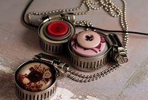 jewelry.....recycled / by Mauren Decou
