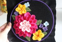 1Hoop Art and Embroidery / This his hoop art and embroidery that I would love to make or receive.  / by Melody Crochet