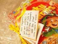 Kids valentine stuff / by Michelle Lecker-Saravanja