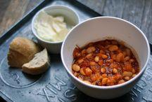 Bean Recipes / by Torri Bates Janzen
