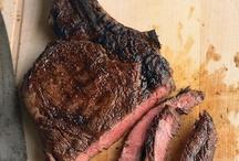 Meat / by Gwen Stinnett