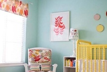 Paige and Quinn's Rooms / by Megan Smith