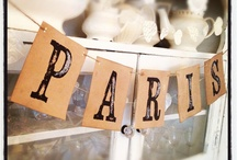 J'adore Paris / by french market inc.