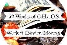 Financial tips / by Emily Gortemoller