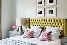 BEDROOM / Bedroom decor inspiration / by Lifeblooming.com