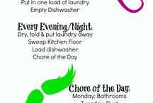 Keep it clean / by Cathy Burgess