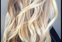 Ombré / Ombré blond hair / by Jessica Tilt