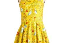 Them Adorable dresses :-) / by Maddison Ervin