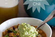 Main Dish-Soups / by Nicole Leach