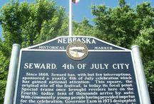 We Love Seward! / by Seward Memorial Library