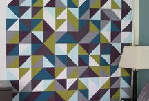 Pretty Little Patchwork Quilt / by Sharon Mctaggart