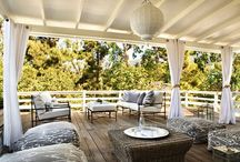outdoor living / by Bria Bolton Moore