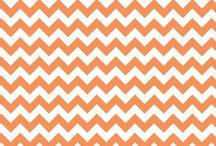 fabric {orange} / by kiki _k