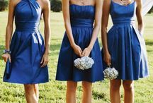Bridesmaids  / by Camille Vilches