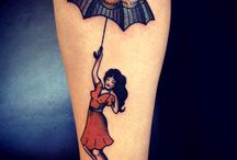 Tattoos / by Melissa Olson