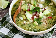 Soup/chili / by Michelle Farnsworth