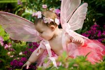 Fairy Photoshoot Inspirations / by Elizabeth Grover