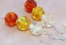 Jewelry--Earrings / by Ann Greene