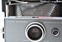 Cameras / by Brandon Hayes