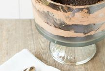 Dessert Recipes / by Elena Mahon