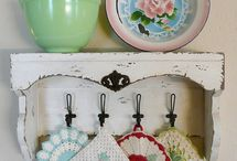 Vintage Kitchen / by Jennifer Williams