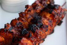 Chicken, Turkey, & Seafood Entrees / by Ilene Irvin