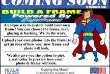 Build A Frame / by Frame USA