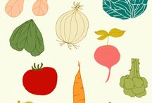 veggies / by Giselle Kelly