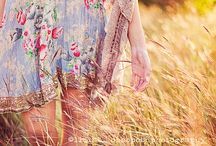 sweet feminine prairie girl style... / by * Touched by Time