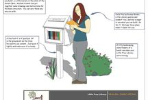 Little Free Library / by Andrea Paul