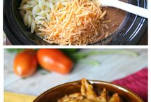 Crock Pot recipes / by Katrina Scheidegger