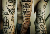 Tattoo & Tattoo Art / by Emily Davis