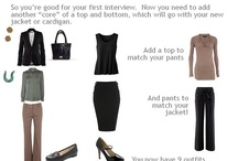 Interview Apparel: Women  / by Marshall College of Business