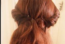 updos / by Lourdes Cal